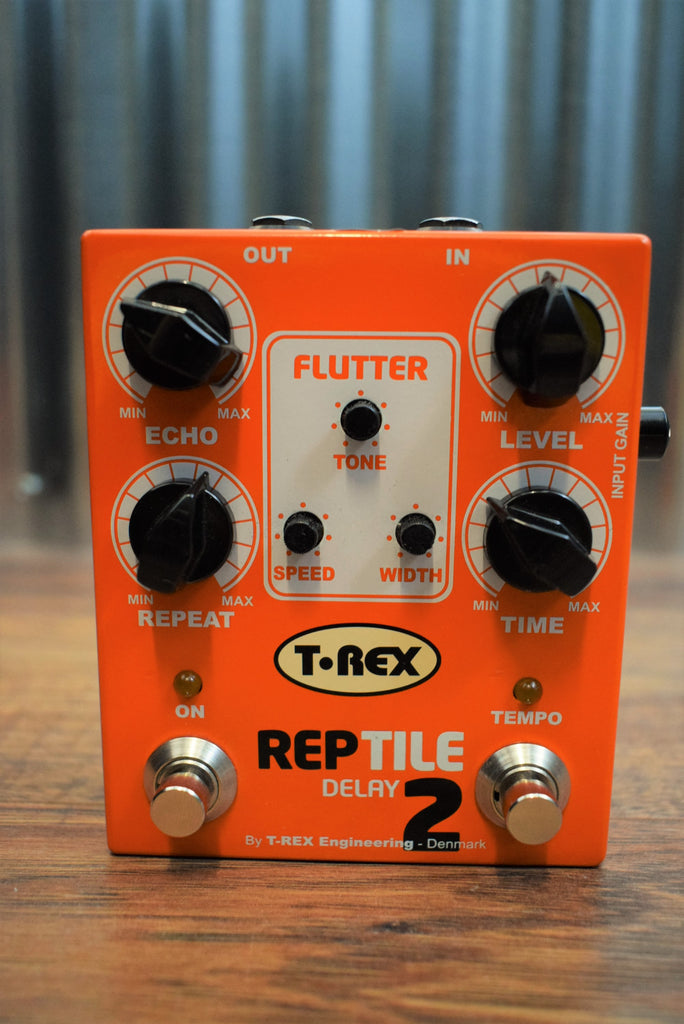 T-Rex Effects Reptile 2