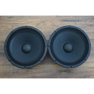 "Wharfedale Pro VS-10 D-052 200 Watt 10"" Stamp Frame Replacement Speaker 8 ohm Pair"