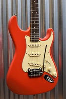 G&L Guitars USA Legacy Fullerton Red Electric Guitar & Hardshell Case 2016 #7778
