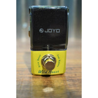 JOYO JF-302 Wild Boost Drive Ironman Mini Guitar Effects Pedal