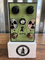 J. Rockett Audio Designs APE Analog Preamp Experiment Guitar Effect Pedal