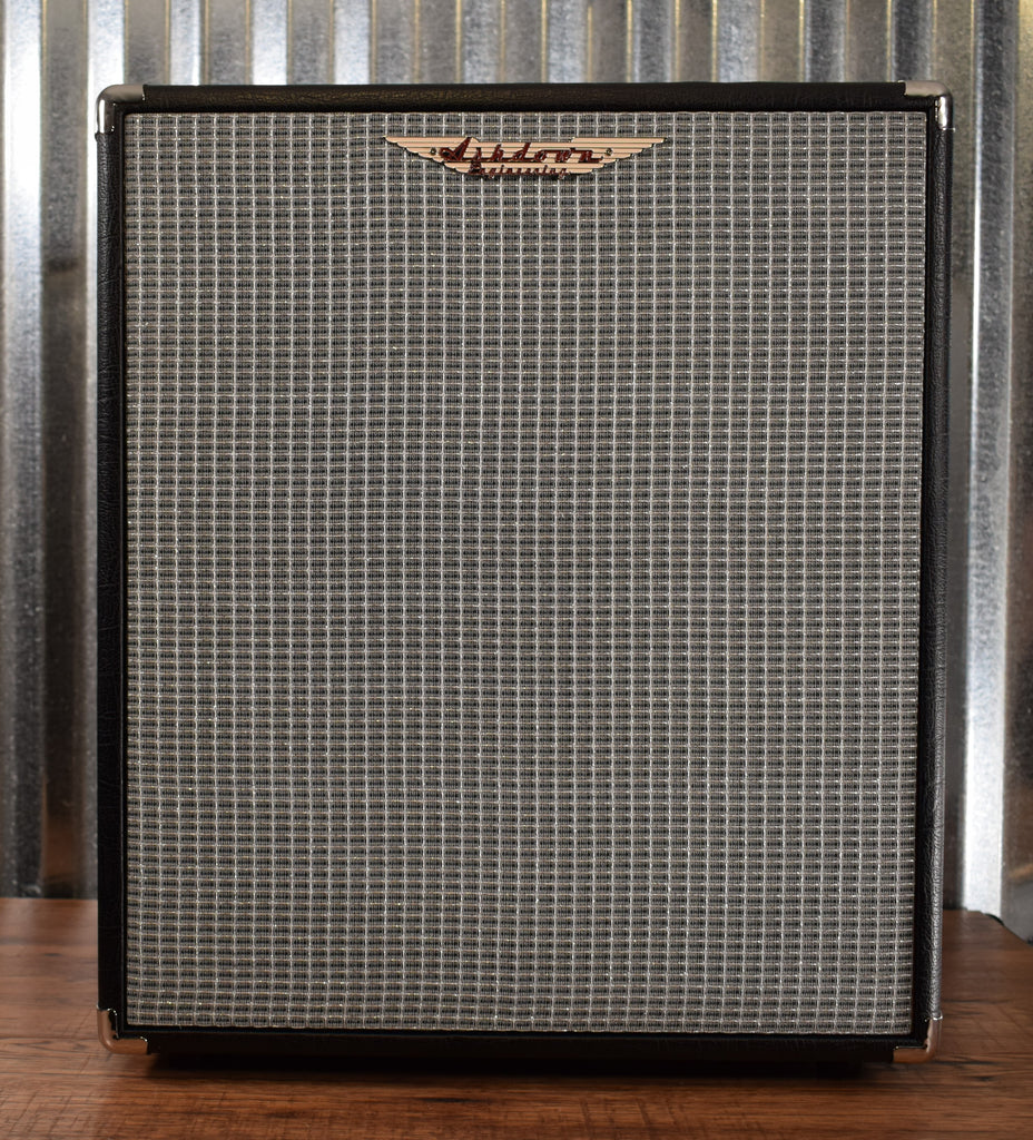 "Ashdown Engineering Studio 15 1x15"" 300 Watt Bass Combo Amplifier Demo"