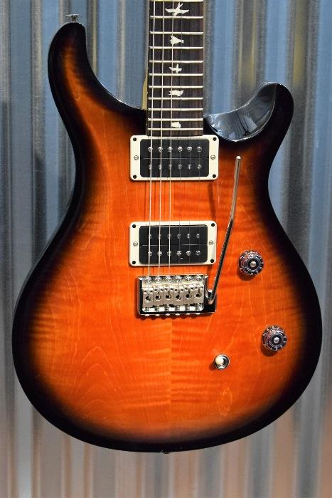 PRS Paul Reed Smith CE 24 Custom Color Solara Burst Guitar & Bag 2017 #4572