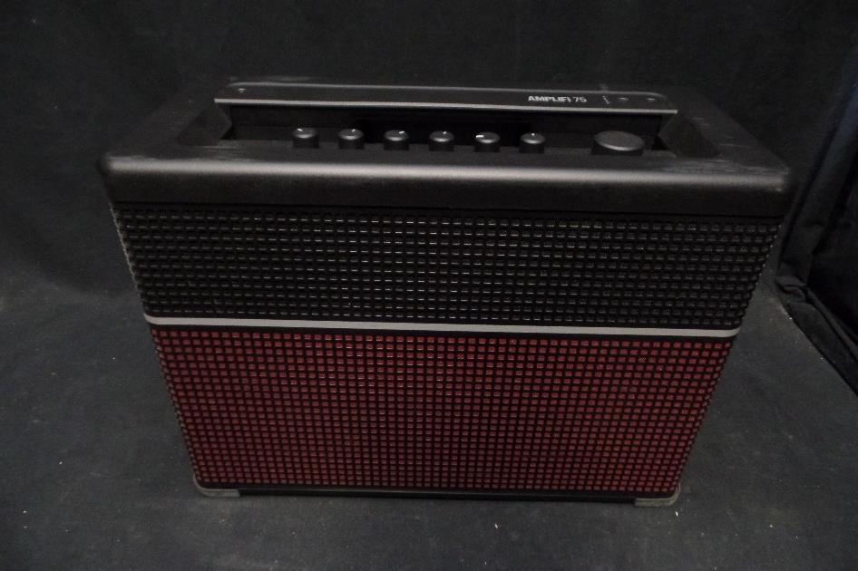 Line 6 Amplifi 75 Watt Full Range Bluetooth Guitar Amp Speaker #0011 *