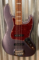 G&L USA Fullerton Custom JB Graphite Metallic Jazz Bass & Case 2019 #5079