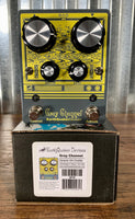 Earthquaker Devices EQD Gray Channel Dynamic Dirt Doubler Guitar Effect Pedal