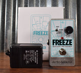 Electro-Harmonix Freeze Sound Retainer Guitar Effects Pedal