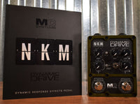 MC Systems Apollo Dynamic NKM Dynamic Drive Guitar Effect Pedal Used