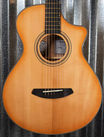 Breedlove Artista Concertina Natural Shadow CE Myrtlewood Acoustic Electric Guitar B Stock #2781