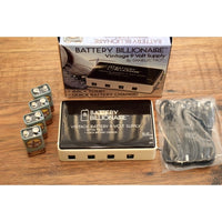 Danelectro BAT-1 Battery Billionaire Guitar Effect Pedal Power Supply