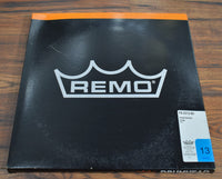 Remo PS-0313-00 Pinstripe Clear 13