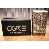 Ogre Guitar Full Tilt Boost 28db Clean Boost Pro Series Guitar Effect Pedal