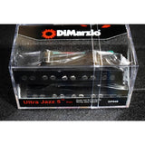 DiMarzio DP549 Ultra Jazz 5 Pair Bass Pickup Set DP549BK Black