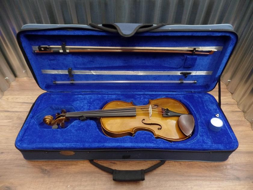 "Stentor Student 1 15"" Viola Outfit in Brown with Case & Bow #6000"