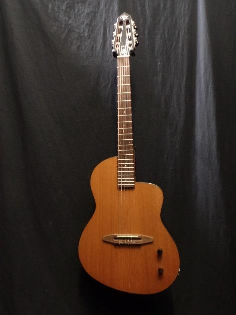 Michael Kelly Rick Turner Renaissance N6 Classical Electric Guitar & Gig Bag #69