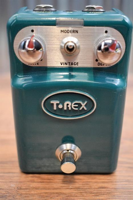 T-Rex Effects Tonebug Phaser Guitar Effect Pedal TREX Tone Bug #273