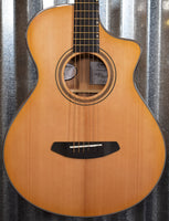Breedlove Artista Concertina Natural Shadow CE Myrtlewood Acoustic Electric Guitar Blem #8014