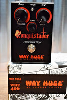 Dunlop Way Huge Electronics WHE406 Conquistador Fuzzstortion Guitar Effect Pedal