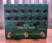 Electro-Harmonix EHX Tri Parallel Mixer 3 Effect Loop Switcher Mixer Guitar Bass Pedal