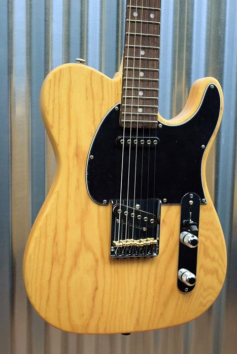 G&L Guitars USA ASAT Classic Vintage Natural Frost Electric Guitar & Case 2016 #8024