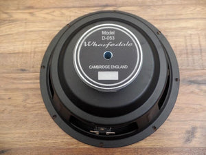 "Wharfedale Pro D-053 12"" 200 Watt 8 Ohm Replacement Bass Speaker VS-12"