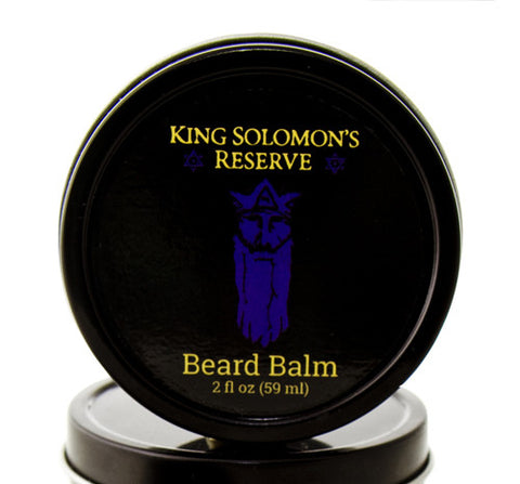 King Solomon's Reserve Beard Balm (2oz)