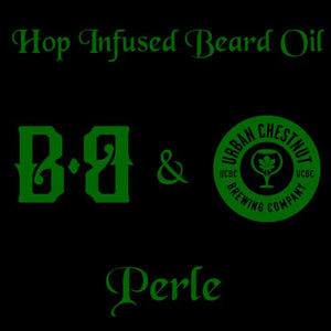 Banker's Best & Urban Chestnut Brewing Company Hop Infused Beard Oil (2oz)