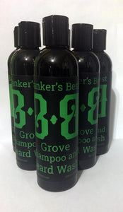 Grove Shampoo and Beard Wash
