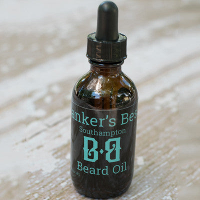 Banker's Best Southampton Beard Oil (2 oz) - Banker's Best - 1