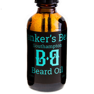 Banker's Best Southampton Beard Oil (2 oz)