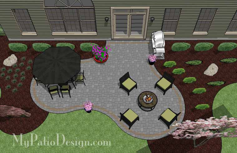 Beautiful Patio Design 2