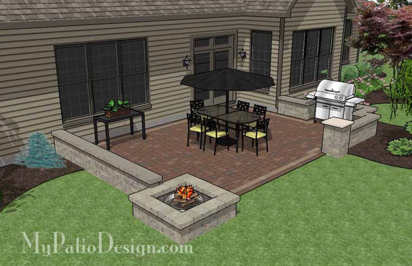 Backyard Grill Designs