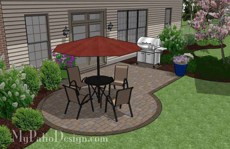 small patio designs on a budget. small patio design on a budget 3 designs