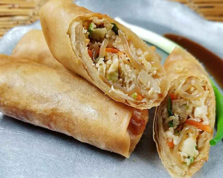 Lump Crab Spring Rolls Miracle Noodle