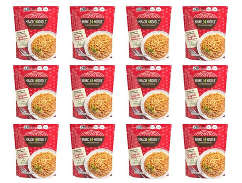 12-Pack Ready-to-Eat Meal Spaghetti Marinara