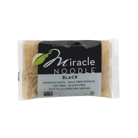 Miracle Noodle Black Shirataki