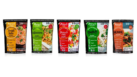 Firmer Texture Miracle Noodle Variety Pack