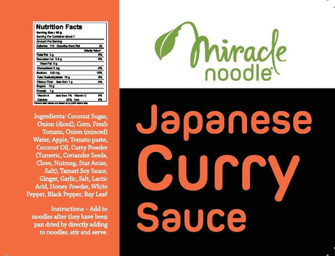 Japanese Curry Sauce
