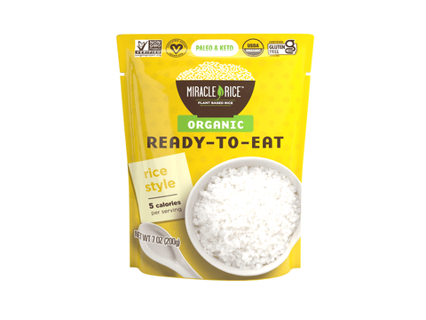 Ready To Eat Organic Rice