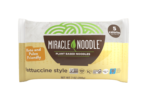Miracle Noodle Fettuccine