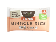 Miracle Noodle Organic Rice