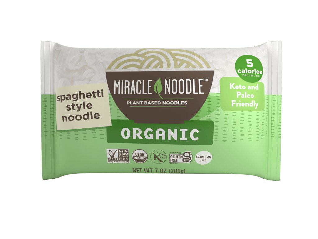 Miracle Noodle Organic Spaghetti
