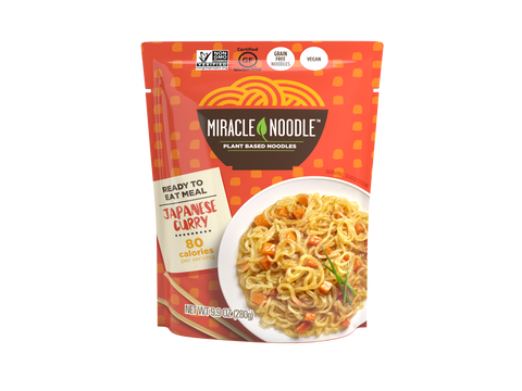 Miracle Noodle Ready-to-Eat Japanese Curry Noodles