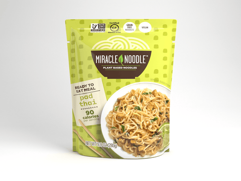 1 Pack Miracle Noodle Ready-to-Eat Pad Thai