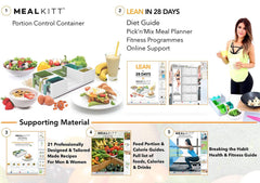 MEALKITT™  - Portion Control & Measuring Tool at $32.99 USD