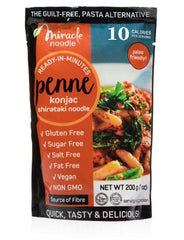 Firmer Texture Miracle Noodle Penne