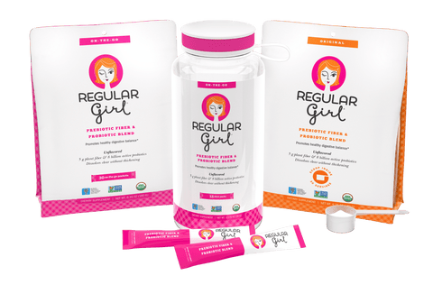 Regular Girl (Prebiotic Fiber & Probiotic Blend)