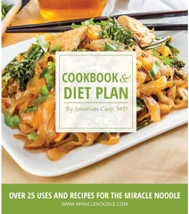Cookbook and Diet Plan by Dr. Jonathan Carp at $19.99 USD