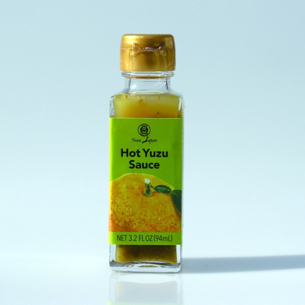 Hot Yuzu Sauce - 1 bottle