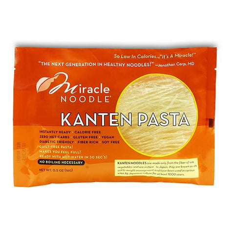 Miracle Noodle Dry Kanten Pasta